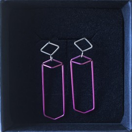 Pink Articulated Bars - €40